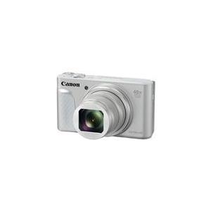 Canon PowerShot SX730 HS - Digitalkamera - Kompaktkamera - 20.3 MPix - 1080p / 60 BpS - 40x optischer Zoom - Wi-Fi, NFC, Bluetooth - Silber
