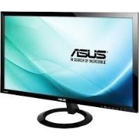 Computermonitore - ASUS VX248H LED Monitor 61cm (24) (61 cm (24) sichtbar) 1920 x 1080 Full HD TN 250 cd m2 1000 1 1 ms 2xHDMI, VGA Lautsprecher Schwarz (90LM00M0 B01370)  - Onlineshop JACOB Elektronik