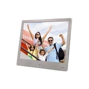 Hama Basic Steel - Digitaler Fotorahmen - 20,3 ...