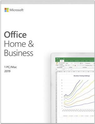 Microsoft Office Home & Business 2019 (T5D-03210) (Bild #8)