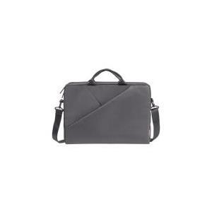 Riva Case 8730 - Notebook-Tasche 39.6 cm ( 15.6 ) Grau - broschei