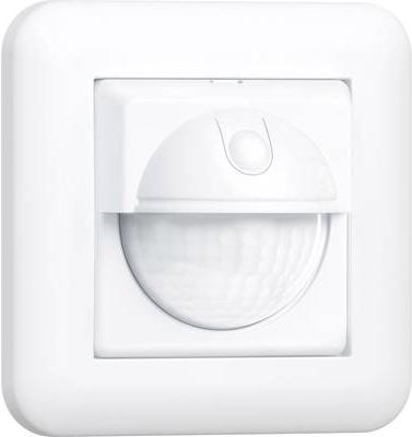 Sicherheit - Steinel 055790 Unterputz PIR Bewegungsmelder 180 ° Relais Weiß IP20 (055790)  - Onlineshop JACOB Elektronik