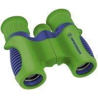 Ferngläser, Mikroskope - Bresser Childrens Binoculars Fernglas 6 x 21 Dach Blau, grün (88 10621)  - Onlineshop JACOB Elektronik