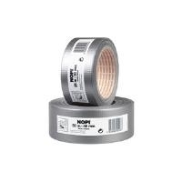 NOPI Reparaturband, 50 mm x m, silber zum Befestigen, Bündeln, Verstärken und Abdichten - 1 Stück (56301-00000-02)
