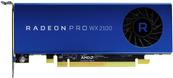 Fujitsu AMD Radeon Pro WX 2100 - Grafikkarten - Radeon Pro WX 2100 - 2GB - PCIe 3.0 x16 - 2 x Mini DisplayPort, DisplayPort - für Celsius J550/2, W570, W570power+ (S26361-F3300-L211)