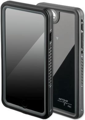 Image of 4smarts Wasserfeste Tasche Active Pro NAUTILUS für Samsung Galaxy S8+ schwarz (467269)