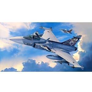 Revell Saab JAS-39C Gripen - 1:72 - Montagesatz...