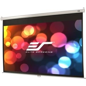 Elite Screens M84NWH Projektoren Leinwand (M84NWH)