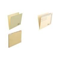 ELBA Einstellmappe mit Organisationsdruck - Kraftkarton 180 g-qm, für Unterlagen im DIN A4 Format, mit Lochung für - 50 Stück (80434)