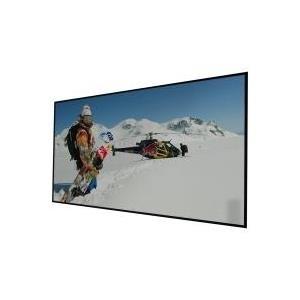 Elite Screens Aeon Series AR110WH2 - Leinwand - Wand montierbar - 279 cm (110 ) - 16:9 - High Contrast CineWhite - Mattes Weiß (AR110WH2)