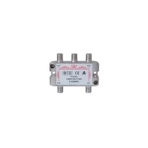 Good Connections - Antennen-Splitter F-Stecker (W) bis 85 dB - broschei