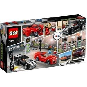 LEGO Speed Champions Chevrolet Camaro Drag Race...