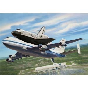 Revell Boeing 747 SCA & Space Shuttle - 1:144 -...