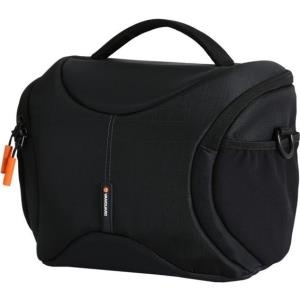 Riva 7501 Colt Schutz Tasche Hülle Bag Canvas Grau f.Panasonic Lumix DC-LX100 II
