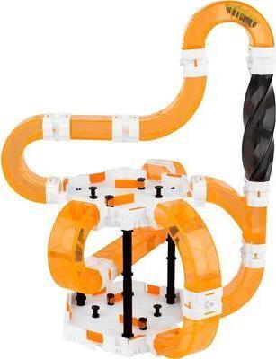 HexBug Spielzeug Roboter NANO V2 NEON TWISTER 4...