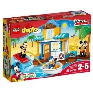 LEGO DUPLO Mickys Strandhaus - Cartoon - Junge/...