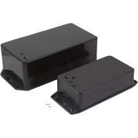 Axxatronic Universal-Gehäuse 95 x 52 28 ABS Schwarz BIM2000/IP-BLK 1 St. - broschei