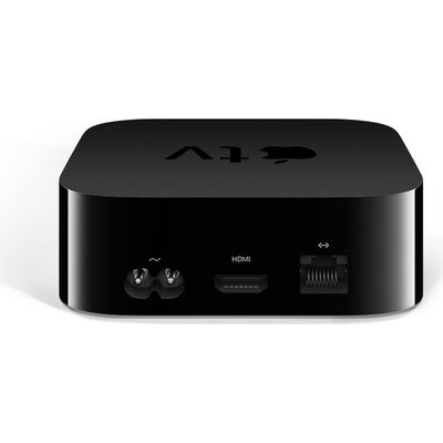 Apple TV 4K Gen. 5 Digitaler Multimedia-Receiver (MQD22FD/A) (Bild #1)