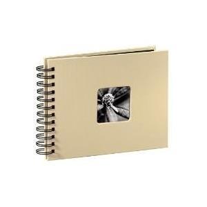 Hama Spiral Bound Fine Art - Album - 50 x 4x6 (10x15 cm) - Neutral - Taupe x 1 (113675)
