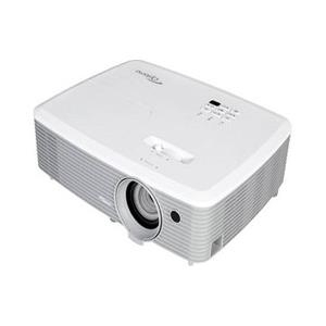 Beamer, Projektoren - Optoma EH400 DLP Projektor 3D 4000 ANSI Lumen 1920 x 1080 16 9 HD 1080p mit Optoma 5 Jahre Farb (95.78E01GC0E)  - Onlineshop JACOB Elektronik