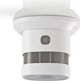 Sicherheit - Nedis DTCTSL40WT Optischer Melder Verkabelt Rauchmelder (DTCTSL40WT)  - Onlineshop JACOB Elektronik
