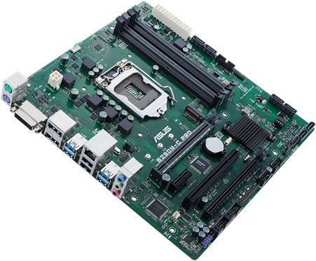 Mainboards - ASUS B250M C PRO CSM Motherboard micro ATX LGA1151 Socket B250 USB 3.1 Gen 1 Gigabit LAN Onboard Grafik (CPU erforderlich) HD Audio (8 Kanal)  - Onlineshop JACOB Elektronik