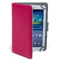 Rivacase 3017 - 25,6 cm (10.1 ) - Tablet folio - Pink - Kunstleder - Universal - Apple iPad Air - Samsung Galaxy Tab 3 10.1 - Galaxy Note 10.1 - Acer Iconia Tab 10.1 - Asus Transformer (6907211030175)