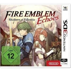 Fire Emblem Echoes Shadows of Valentia - Ninten...