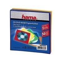 Hama Paper Protection Sleeves - CD-Hülle - Blau...