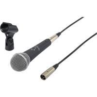 Mikrofone - Renkforce Hand Gesangs Mikrofon PM58 Übertragungsart Kabelgebunden inkl. Kabel (PM58)  - Onlineshop JACOB Elektronik