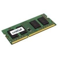 Crucial - DDR2 2 GB SO DIMM 200-PIN 667 MHz / PC2-5300 CL5 1.8 V ungepuffert nicht-ECC für Apple iMac, MacBook Pro (CT2G2S667MCEU)