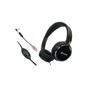 Sandberg Homen Street - Headset - Full-Size - Schwarz (125-88)