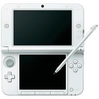 Nintendo 3DS XL - Handheld-Spielkonsole - weiß