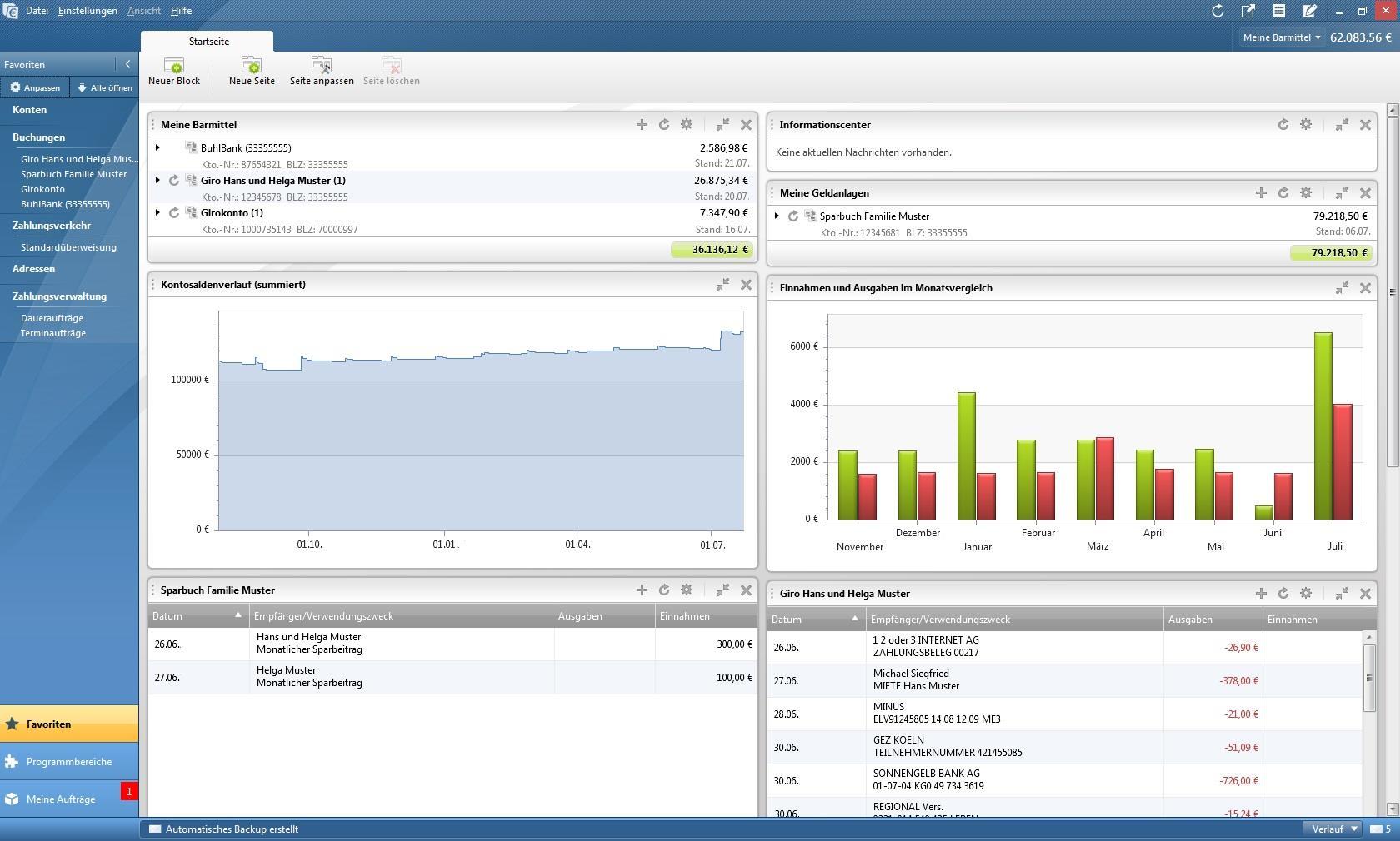 Buhl Data Service WISO Konto Online Plus 365 - ...