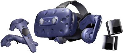 HTC Vive Pro CE + B2B Lizenz (99HANW003-00)