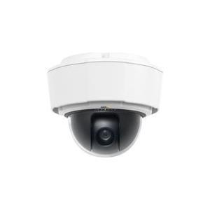 AXIS P5515-E PTZ Dome Network Camera 50Hz - Netzwerk-Überwachungskamera - PTZ - Außenbereich - staubdicht/vandalismusresistent/wasserdicht - Farbe (Tag&Nacht) - 1280 x 720 - 720p - Automatische Irisblende - Audio - 10/100 - MPEG-4, MJPEG, H.264 - DC
