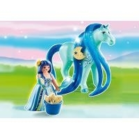 Playmobil Princess Princess Luna - Tier - 5 Jah...