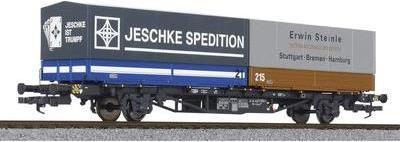 Liliput L235222 H0 Containertragwagen der DB Steinle (L235222) jetztbilligerkaufen