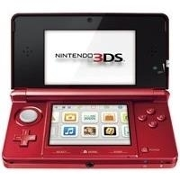 Nintendo 3DS - Handheld-Spielkonsole - Flame Red