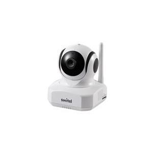Switel BSW 220 - Netzwerk-Überwachungskamera - schwenken / neigen - Farbe (Tag&Nacht) - 720p - Audio - drahtlos - Wi-Fi - H.264 (BSW 220)
