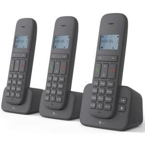 Telekom Sinus CA 37 Trio - anthrazit - Inkl. zw...