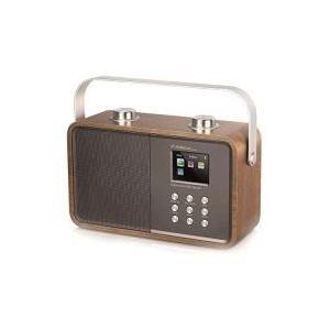 Albrecht DR 850 DAB+ und UKW Radio (27385)