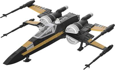 Revell 06763 Build & Play Poe´s Boosted X-Wing ...