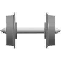 Liliput L969304 N 2er-Set Speichenradsatz nach NEM 311 (L969304) jetztbilligerkaufen
