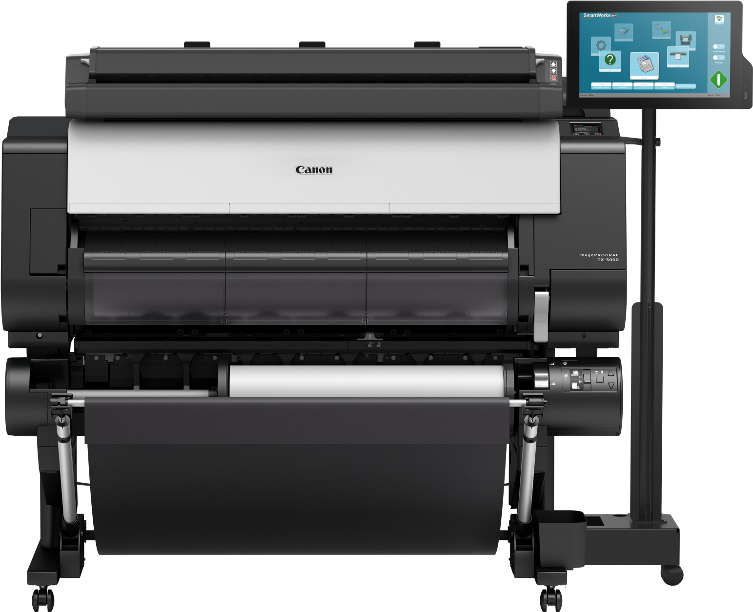Aktuelle Angebote Kaufroboter Die Discounter Suchmaschine With An External Amplifier You Need To Supply A Speakers Sp2003 Imageprograf Tx 3000 T36 Groformatdrucker Scanner Inkl Stand A1 9144cm 2400x