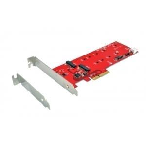 EXSYS EX-3655 Eingebaut M.2 Schnittstellenkarte...