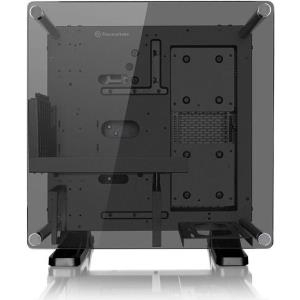 Computergehäuse - Thermaltake Core P1 Tempered Glass Edition Mini Tower Mini ITX ohne Netzteil Schwarz USB Audio (CA 1H9 00T1WN 00)  - Onlineshop JACOB Elektronik