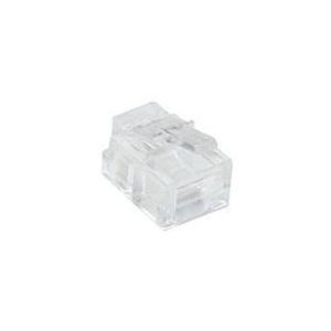 Lindy - Netzwerkanschluss - RJ-11 (M) (Packung mit 10) (62201)