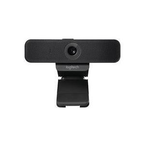 Logitech Webcam C925e - Web-Kamera - Farbe - 1920 x 1080 - Audio - USB2.0 - H.264 (960-001076)