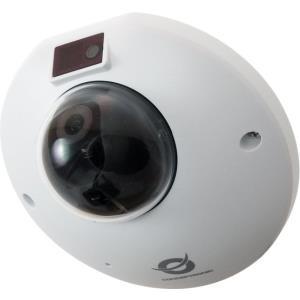 Conceptronic CPOECAMD36 - Netzwerk-Überwachungskamera - Kuppel - Farbe (Tag&Nacht) - 2 MP - 1600 x 1200 - M12-Anschluss - 10/100 - H.264 - GS 5 V/PoE (CPOECAMD36)